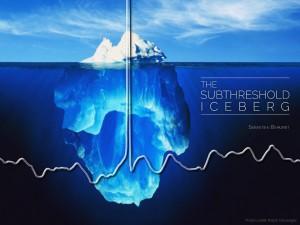 subthreshold iceberg